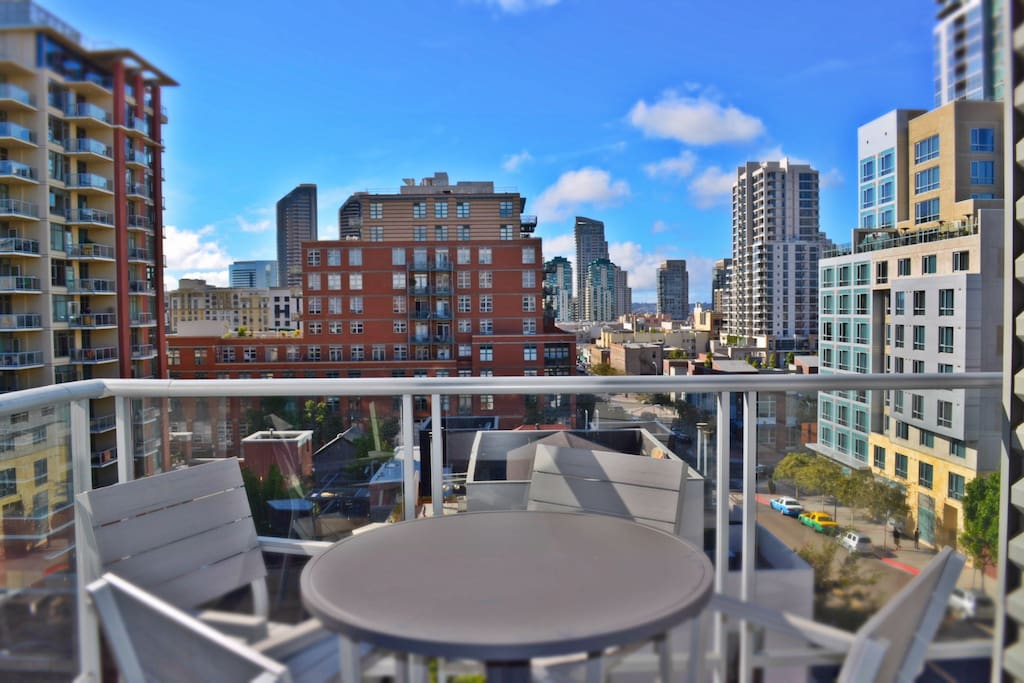Modern east village ballpark loft lofts para alugar em - Loft industriel san diego californie ...