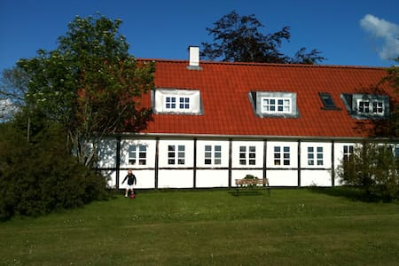 Lovely country house close to CPH - Tollose