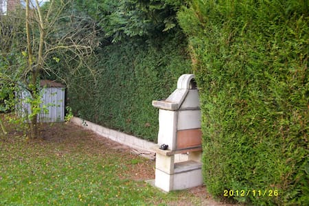Nice house near Paris airport - Nanteuil-le-Haudouin