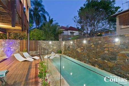 Stunning inner city accommodation - Brisbane - Haus