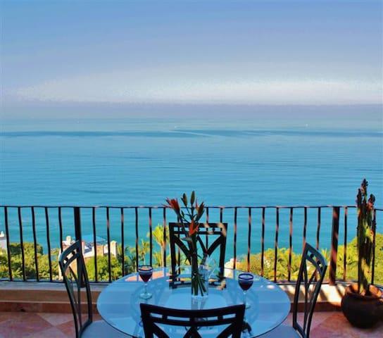 Amazing oceanfront penthouse PV - Mexico City - Apartament