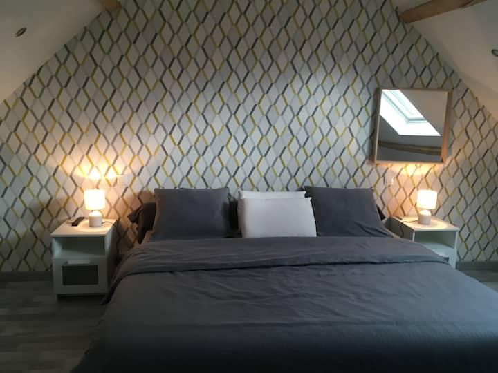 Grande maison de vacances - à 15 mn de Vichy