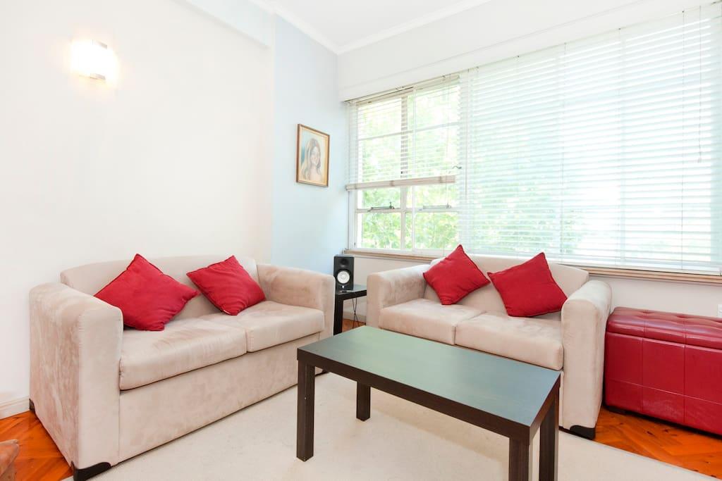 Quality apartment, Quality location