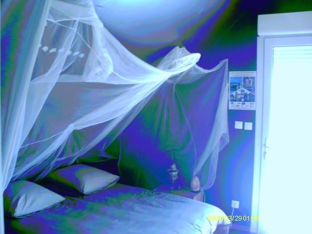 dormez au coin du bois en touraine - Château-la-Vallière - Bed & Breakfast