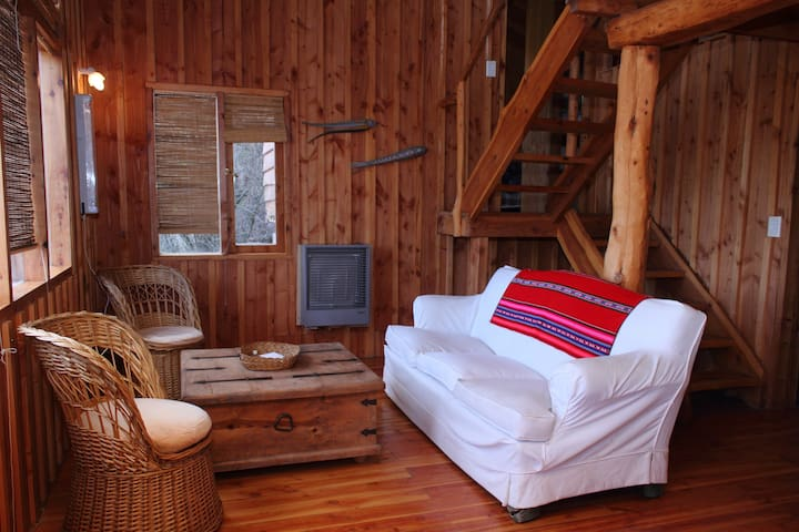 *Panoramic view log CABIN * 353