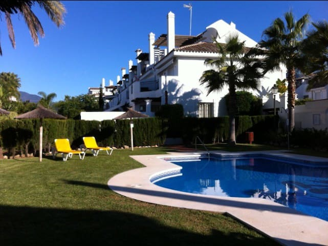 Beautiful Townhouse Puerto Banus - Marbella