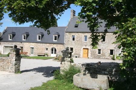 La Trémaillerie chambre du Pressoir - Blainville-sur-Mer