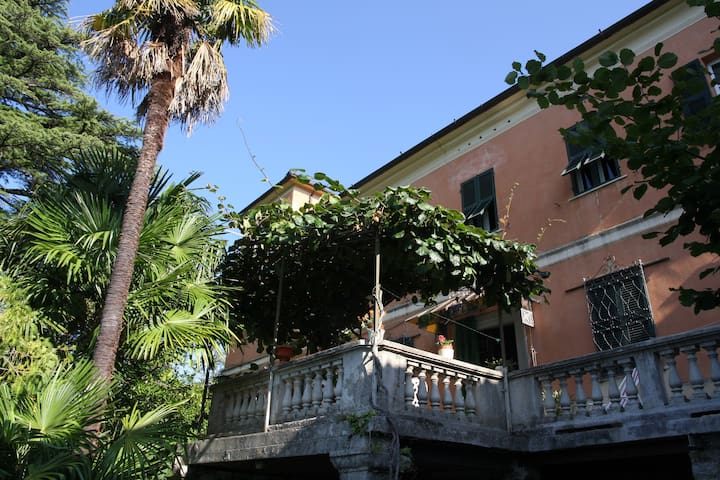 Nice suites in ancient villa, near Marble Alps and Tuscan and Ligurian shores