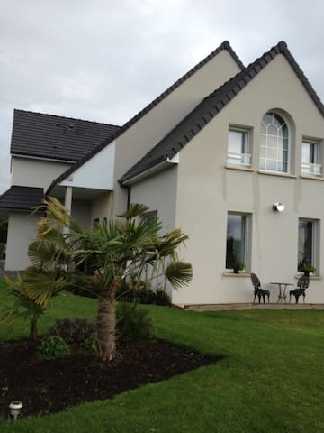Room campagne and sea and calm - Gonneville-en-Auge - Bed & Breakfast