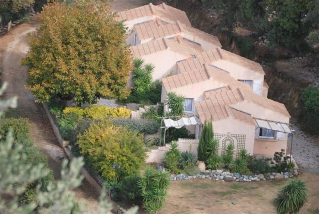 les mini villa