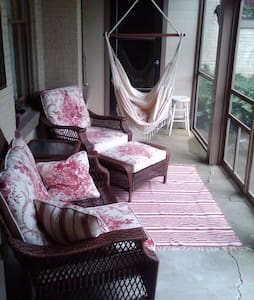 Quiet & comfy Periwinkle Blue Room - Marshall - House - 1