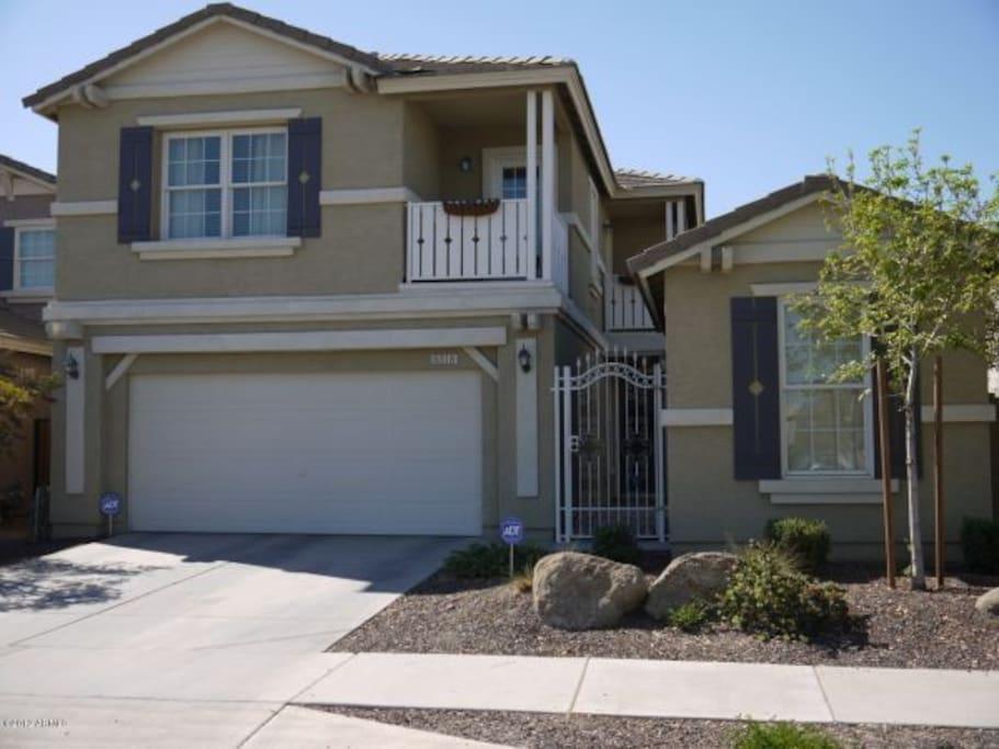 Seperate 1 Bed 1 Bath PRIVATE Casita Villas For Rent In Phoenix Arizona U