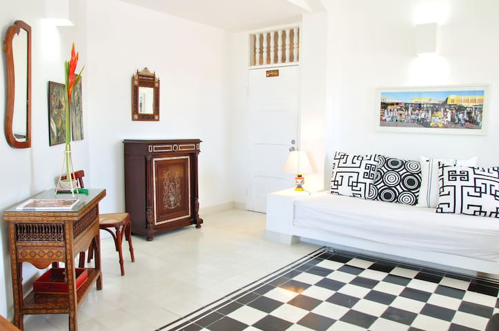 Charming apt in Historic District - Cartagena das Indias - Apartamento