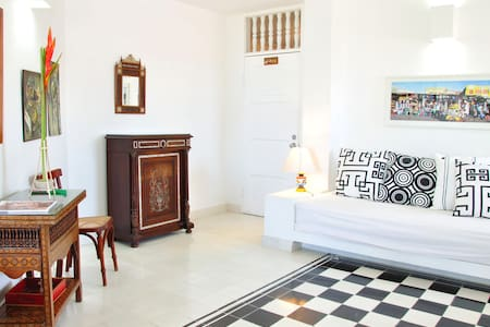 Charming apt in Historic District - Cartagena de Indias - Lägenhet