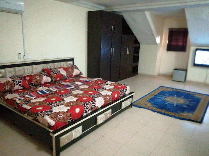 Serviced apartment at Lokogoma axis, Abuja