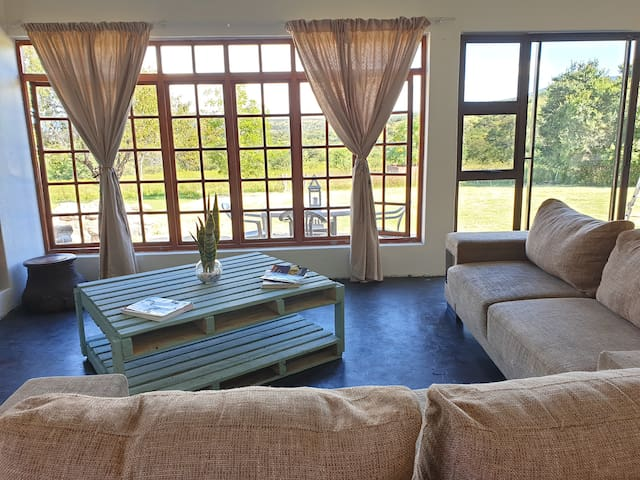 The Glen Game Farm, special family getaway in KZN