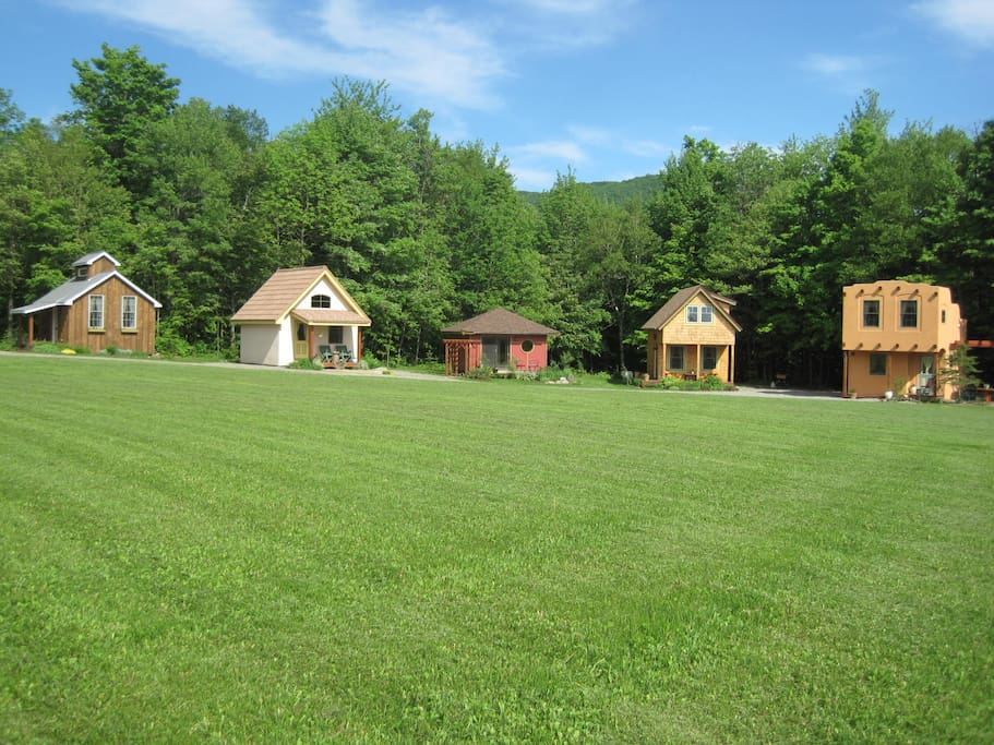 Adobe And Farm House Cottages Cabins For Rent In