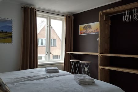 Basic pension kamers Drenthe - Diever - Szoba reggelivel