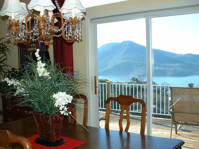 Perla del Lago-BEST Lake Views! - Lucerne - House
