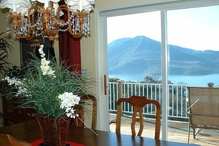 Perla del Lago-BEST Lake Views! - Lucerne - Haus