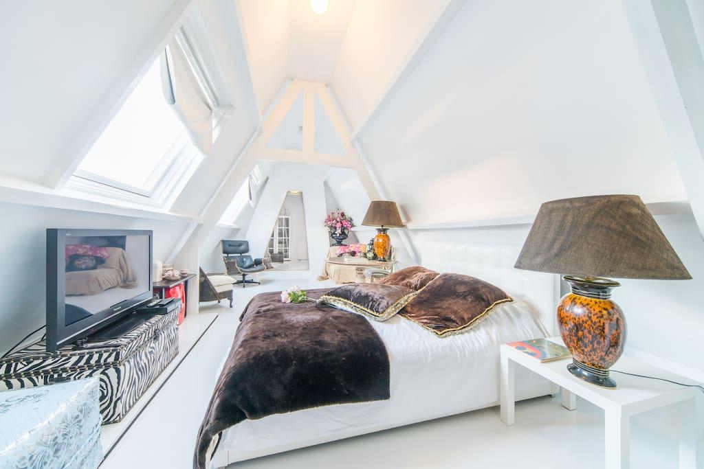 Suite amsterdam naarden vesting chambres d 39 h tes for Louer une chambre sans fenetre