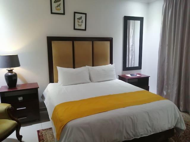 FOGAP Accommodation Room1.  Near Sandton & Melrose