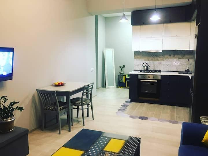 Sweet Modern Apartment