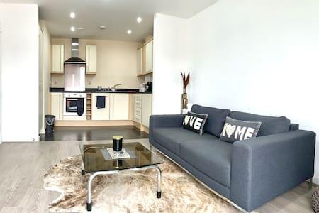 Gorgeous Cosy Apartment 15mins London 5min Windsor