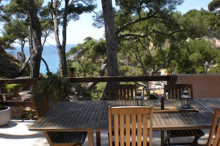 A Nice Sea View Property - Ensuès-la-Redonne - 独立屋