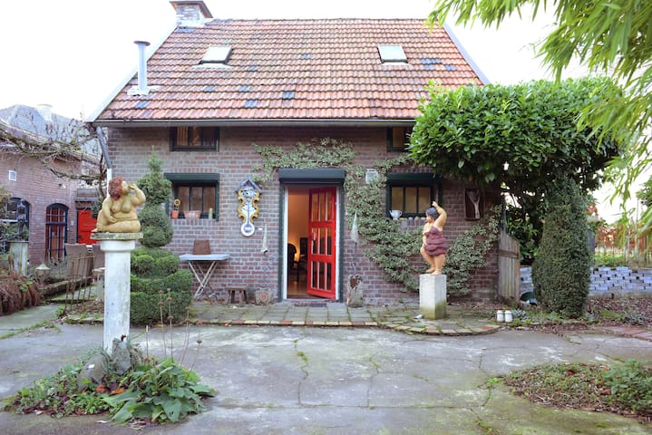 Deps, cottage nearby Maastricht - Ingber - บ้าน