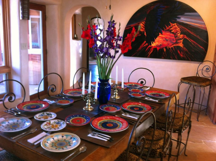Dining Room / Thanksgiving