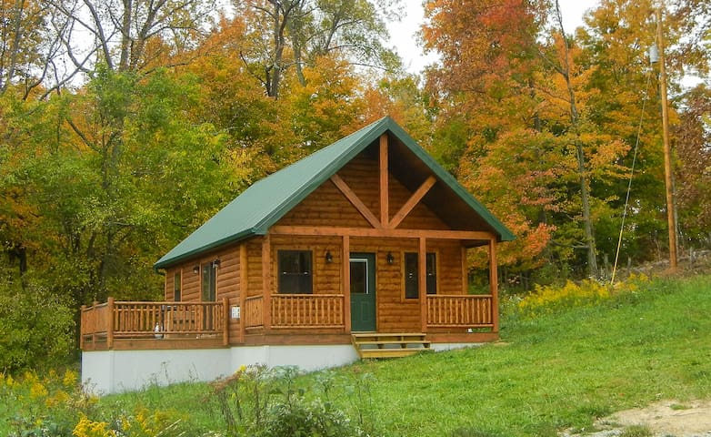 Antler Ridge Cabin, Southeast Ohio
