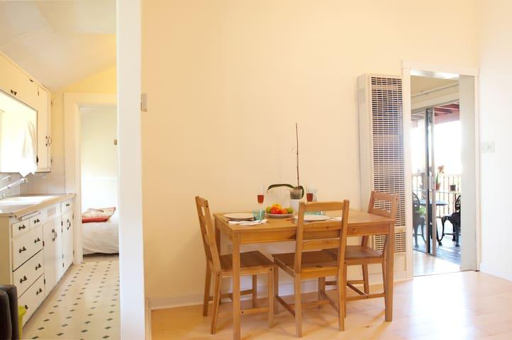 Beautiful Alameda Apartment