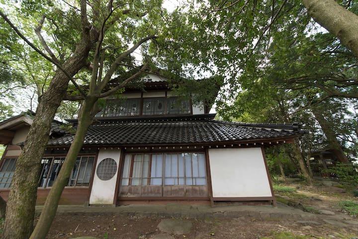 Japanese traditional house (Tatami3