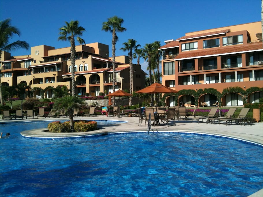 Beautiful cabo condo on the water en san jos del cabo for 10564 corte jardin del mar
