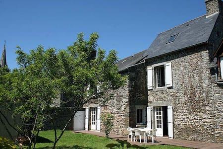 Cottage près de Saint Malo  - Roz-Landrieux - Huis