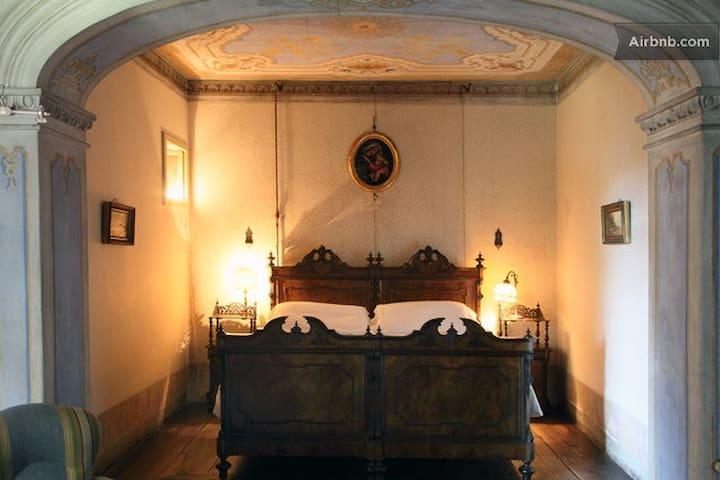 L'alcova/B&B in villa Sesso Schiavo - Sandrigo - Aamiaismajoitus