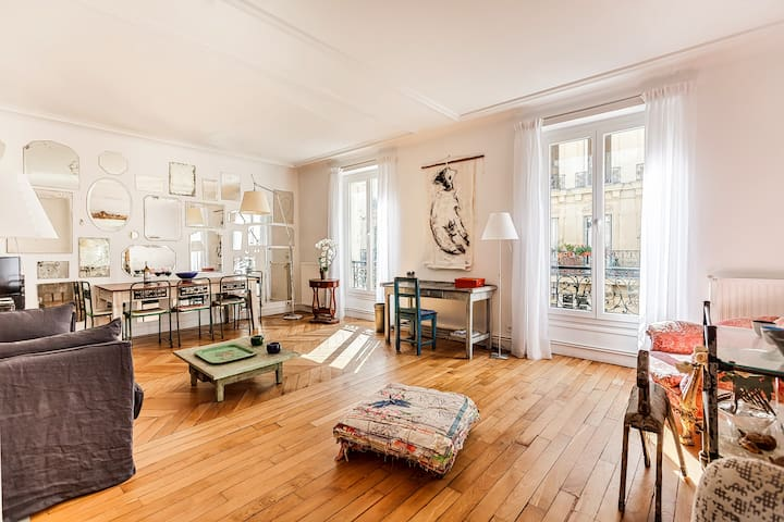 Wonderful and spacious appartement / Bastille