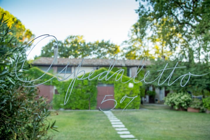 Country modern GuestHouse, Romagna - Brisighella - Dům
