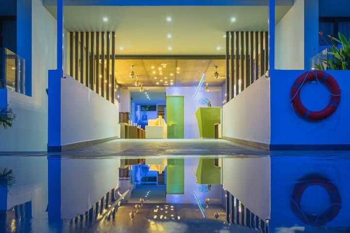 3 Bedroom Sea View 5* Executive Apartment - Amphoe Thalang - Wohnung