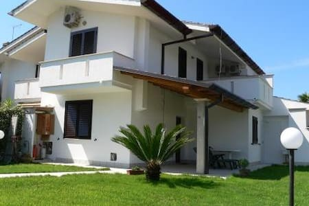 Casa al mare nel parco del Circeo - Rumah