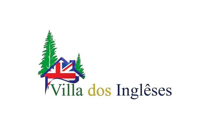 Villa dos Inglêses - Forest Room
