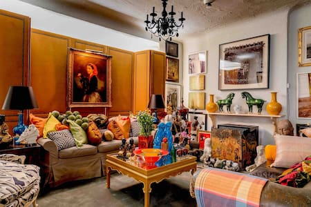 Artful Comforts in the Lower Haight