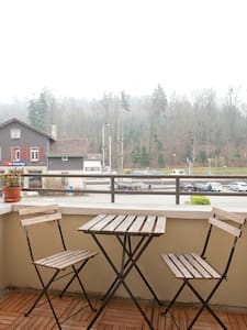 3 Bedroom APT in ideal location - at the station - Murgenthal - Huoneisto