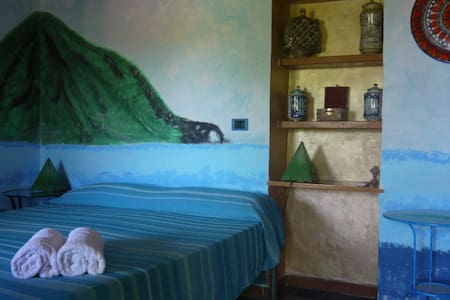 Camera Salina - Lingua - Bed & Breakfast