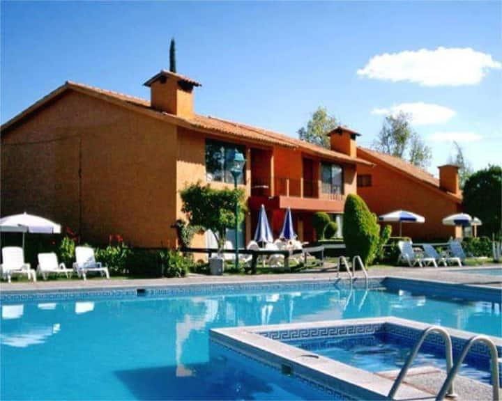 Villa Tequisquiapan Querétaro