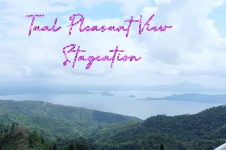 Taal Pleasant View Staycation w/ FREE Parking