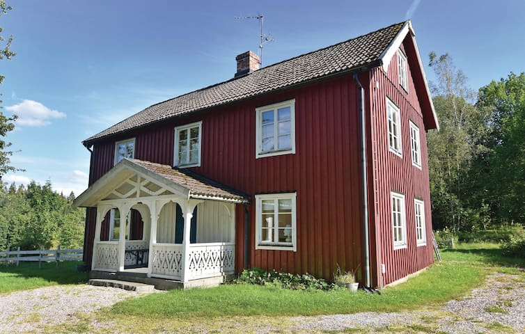 Holiday cottage with 3 bedrooms on 127m² in Dals Långed