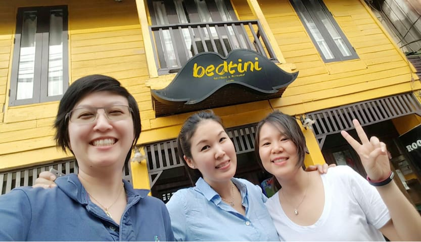Bedtini Home - Entire 2nd Floor (6-bedroom) - Chiang Mai - Dom