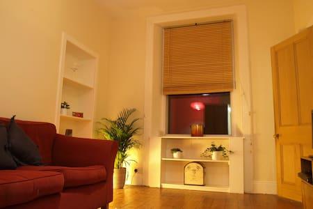 Central Edinburgh apartment - Edinburgh - Apartment